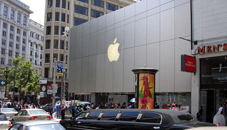 Apple Store USA