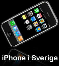 iPhone i Sverige