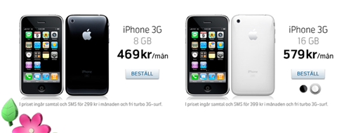 Telenor iPhone